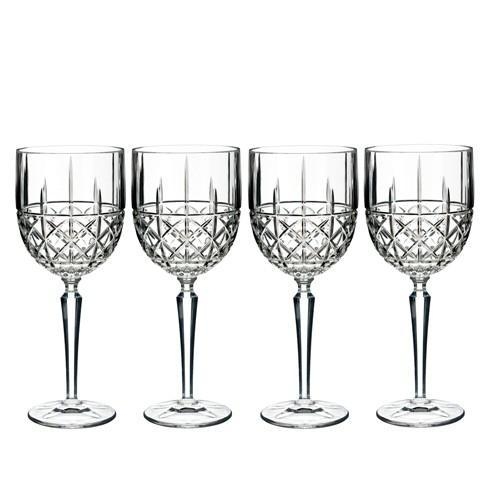 Waterford  Brady  Goblet, Set 4 $39.95