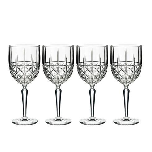 Waterford  Brady  Wine, Set 4 $50.00