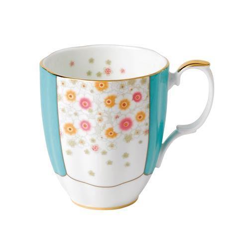 $32.00 1930 Mug Mint Deco