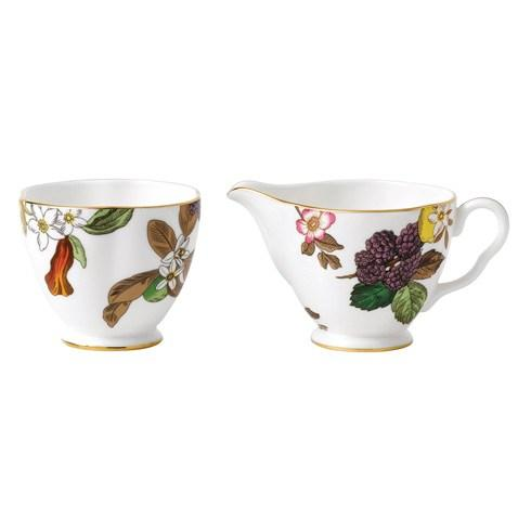 Wedgwood  Tea Garden Cream & Sugar Set $99.95