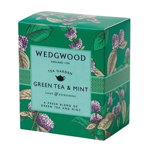 Tea Green Tea & Mint 60G Box