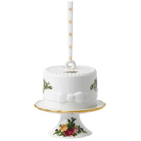 """$22.00 Cake with Cake Stand 3.1"""""""