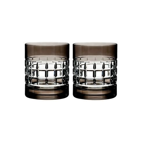 Waterford  London DOF Pair, Smoke $250.00