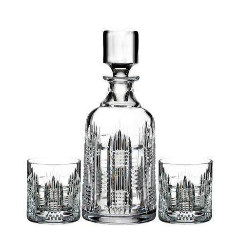 Dungarvan Decanter Set - Decanter+ Two 7oz Tumblers