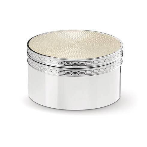 $65.00 Covered Box Pearl