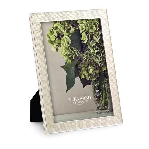 """$75.00 Frame 5x7"""" Pearl"""