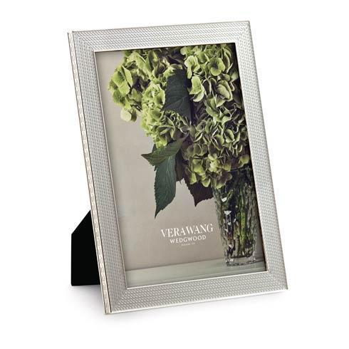 "$75.00 Frame 5x7"" Silver"