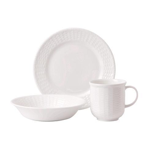 Basket Breakfast for Two Set/6