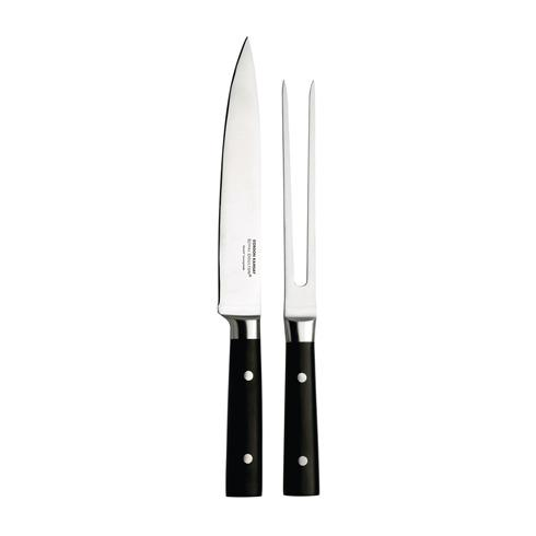 Royal Doulton  Gordon Ramsay Knives 2-Piece Carving Set Black $34.99