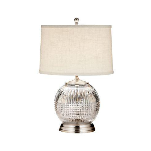 $500.00 Lismore Diamond Table Lamp 21.5""