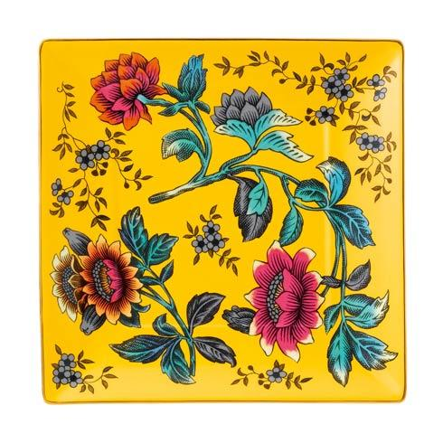 "$45.00 Tray 5.7"" Yellow Tonquin"