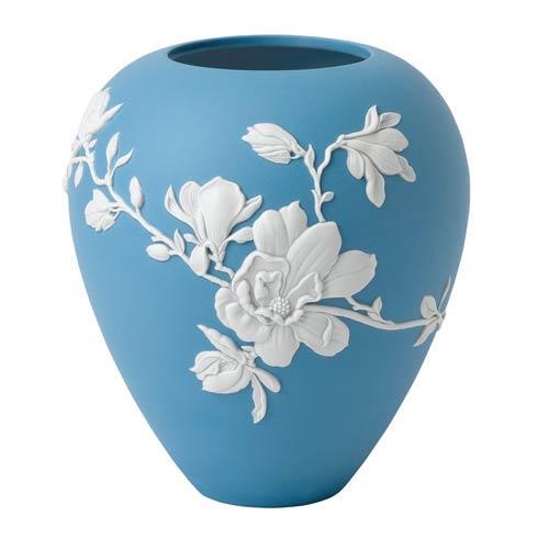 Wedgwood  Magnolia Blossom Vase 7