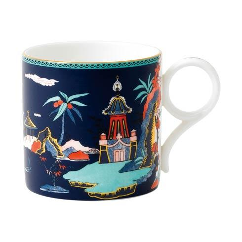 $42.00 Mug Blue Pagoda