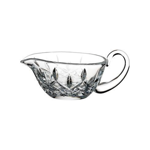 Waterford  Lismore  Lismore Gravy Server $90.00