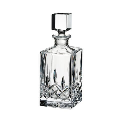 $295.00 25oz Square Decanter