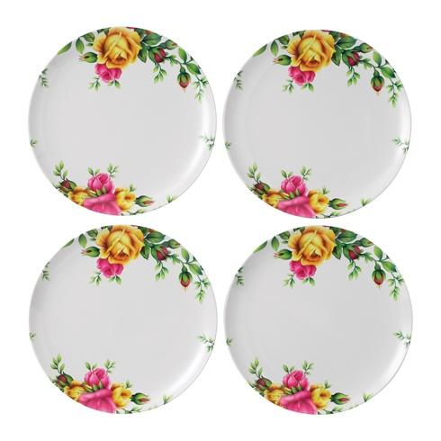 Old Country Roses Picnic Melamine collection