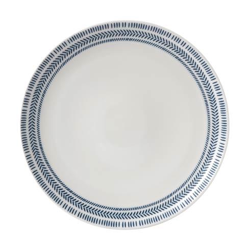 """$12.00 Chevron Dinner Plate 11.2"""""""