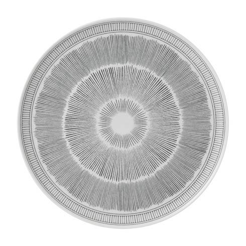 """$35.00 Lines Serving Platter 12.5"""""""