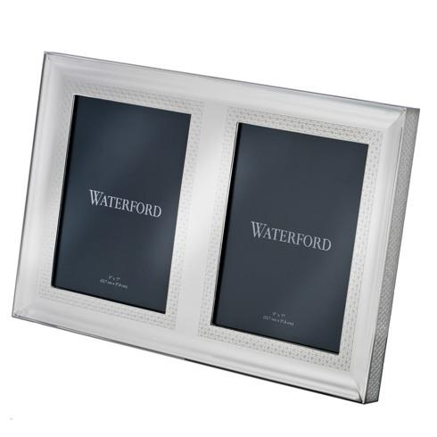 Waterford  Lismore Diamond Silver