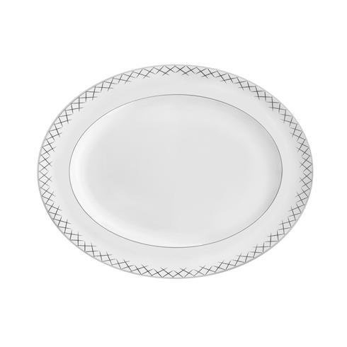 Lismore Pops Oval Platter