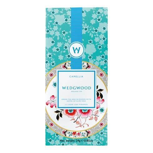 $18.00 Green Tea & Blossom Box/12 Camellia