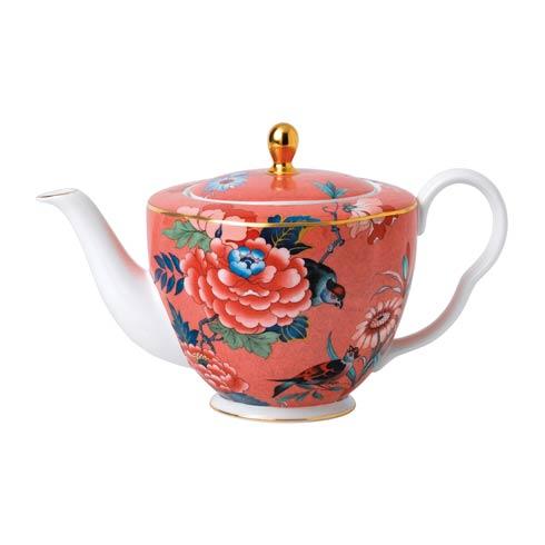 $180.00 Teapot L/S 33.8 OZ Coral