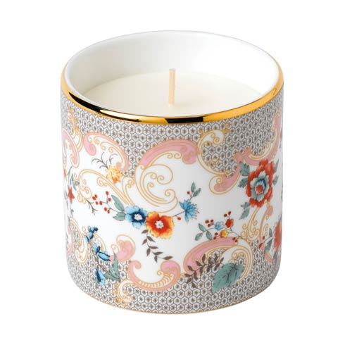 Rococo Flowers Candle (White Peony & Orange Blossom)