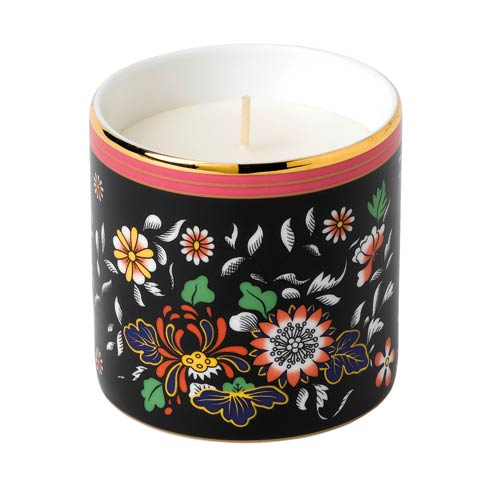 $55.00 Oriental Jewel Candle (Sandalwood & Juniper)