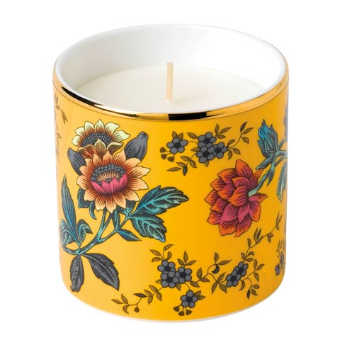 $61.50 Yellow Tonquin Candle (Lemongrass & Basil)