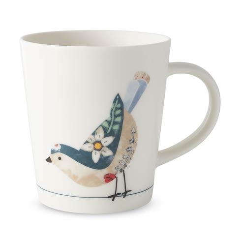 $10.00 Bird Mug 16.5 Oz