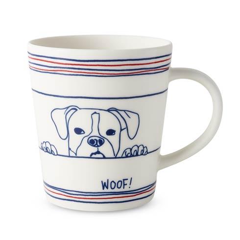 $10.00 Dog Mug 16.5 Oz