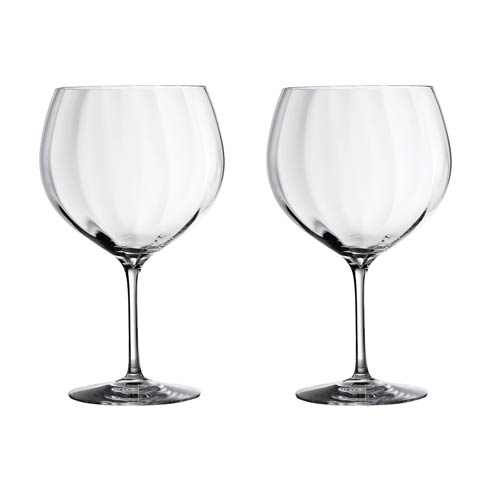 Optic Balloon Gin 22 OZ Set of 2