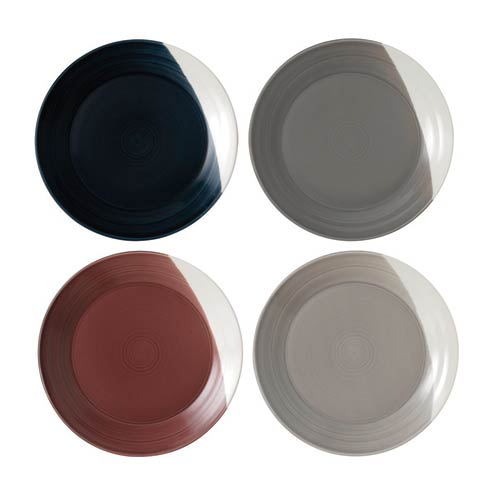 """$52.80 Plate 11.3"""" Set of 4"""