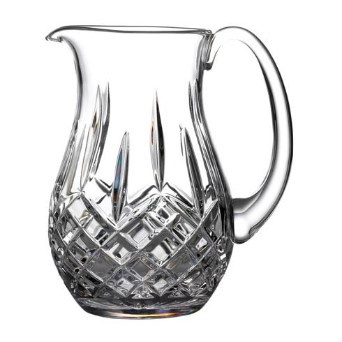 Waterford  Lismore Gift Bar Pitcher 64 OZ $250.00