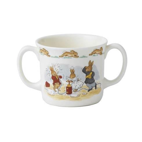 $26.00 Classic Nurseryware Hug A Mug 2 Handle