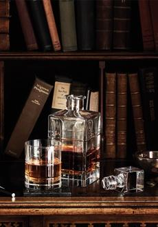 Waterford  Short Stories Cluin Ice Bucket (With Scoop) $250.00
