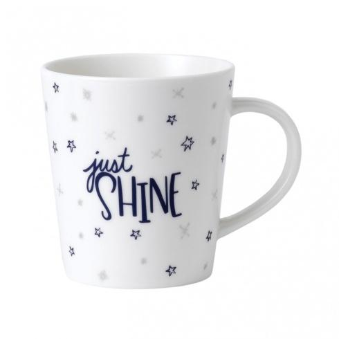 $9.99 Just Shine Mug 16.5 OZ