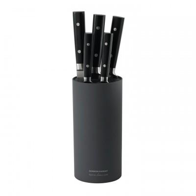 Royal Doulton  Gordon Ramsay Knives 6-Piece Knife Block Set Black $99.99