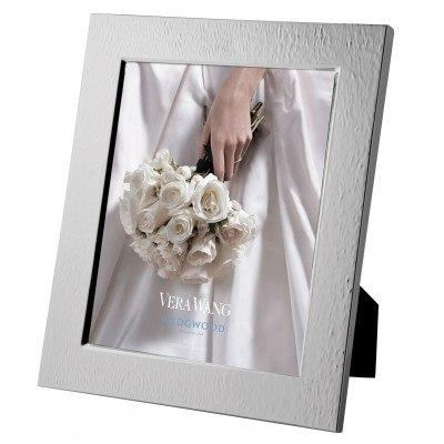 Vera Wang  Hammered Photo Frame 8X10