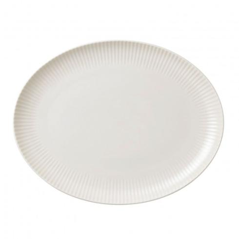 "Wedgwood  Tisbury  Tisbury Oval Platter Coupe 15"" $70.00"