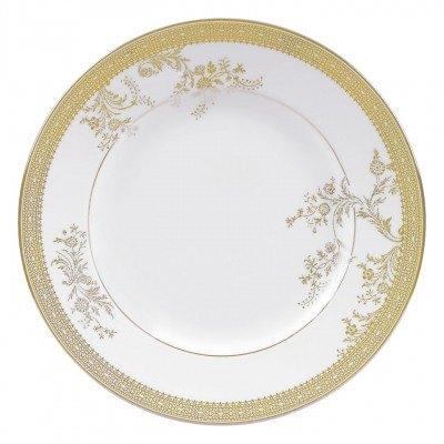 Vera Wang  Vera Lace Gold Salad Plate 8