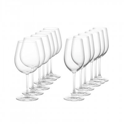 Waterford  Vintage Set of 12 (6 Full Body Red, 6 Classic White)Set of 12 (6 Full Body Red, 6 Classic White) $99.00