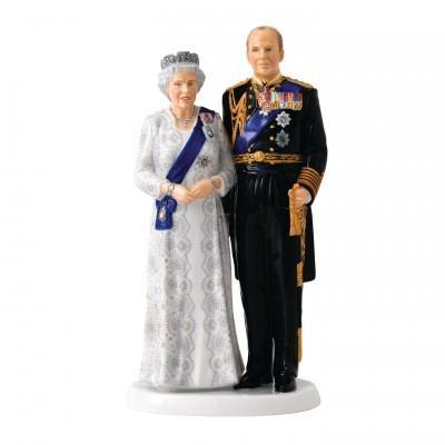 The Queen's 70th Anniversary collection