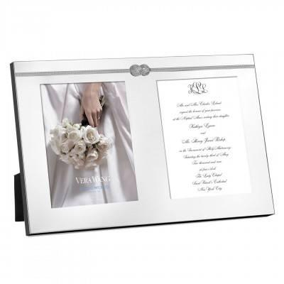 $100.00 Double invitation Frame 5X7""