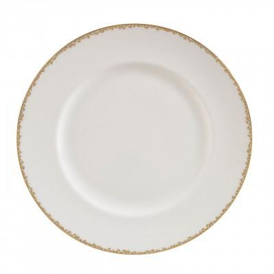 Vera Wang  Gilded Leaf Plate 20 cm / 8