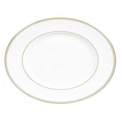 """$136.00 Oval Platter 35 cm / 13.7"""""""