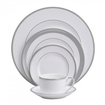 Vera Wang  Grosgrain Low Imperial 5 piece plate setting $139.00