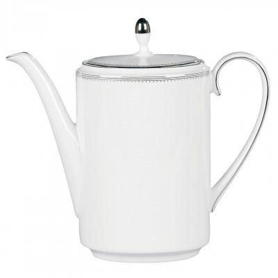 Vera Wang  Grosgrain Coffee Pot 1.9 pint $270.00