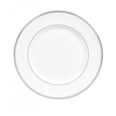 Vera Wang  Grosgrain Dinner Plate 10.7