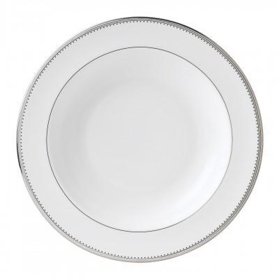 Vera Wang  Grosgrain Pasta Plate 28.5 cm / 11.25